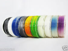 GO-3D PRINT Deluxe Collection Flex TPE PLA 3D Printing Filament 1.75mm 10x Spool