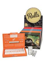 Rolls Smart Filter SLIM 5,8mm VIP Pack (80 Stück) Filtertips Rolls69 NEU Tip