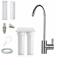 Ceramic Sterasyl Twin Undersink Water Filter System 99.9% Filtration