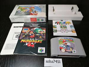 Mario Kart 64 Nintendo 64 PAL Complet
