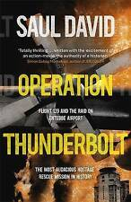 Operation Thunderbolt: Flight 139 and the Raid on Entebbe Airport, the-ExLibrary