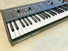 Sequential Circuits Six-Trak Synthesizer | Rare | Exceptional | Free Shipping!
