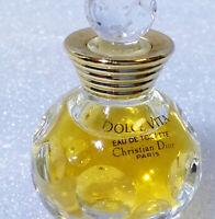 Mini Eau Toilette ✿ DOLCE VITA by CHRISTIAN DIOR ✿ Perfume Parfum PARIS 5ml NEW