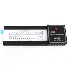 GT1130 Digital LCD Ultrasonic Thickness Measurer Gauge 1.00-225MM Glass Steel