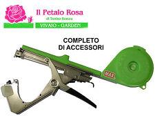 PINZA LEGATRICE PROFESSIONALE A NASTRO PER AGRICOLTURA MAX TAPENER + OMAGGI