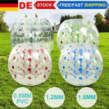 1.2/1.5M Bumper Bubble Ball Soccer Kinder Fußball Zorbing Kugel Knockerball