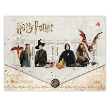 Harry Potter: Toller Briefmarken Block aus Portugal