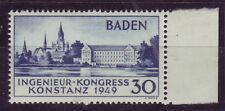 Postfrische Briefmarken aus der französischen Zone (ab 1945) mit BPP-Fotoattest