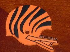 CINCINNATI BENGALS Vintage Old NFL RUBBER Football FRIDGE MAGNET Standings Board