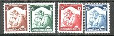 GERMANY Sc 448-51 NH ISSUE OF 1935 - RETURN OF SAAR