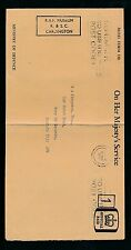 GB RAF POST OFFICE CARDINGTON BEDFORD MUSEUM OFFICIAL PAID ENVELOPE 1977