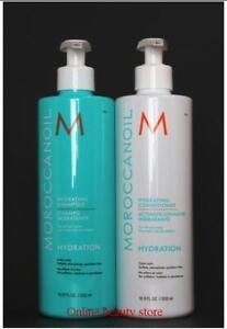 Moroccanoil Hydration Shampoo And Conditioner 16.9 Fl oz