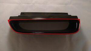 holden vs ss nos vr v8 304 5.0 hsv enhanced red front bumper bar grill insert