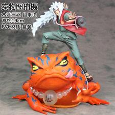 Naruto Jiraiya&GamaKichi 1:8 figure PVC Statue