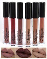 6Pcs Kleancolor Matte Liquid Lipsticks Set