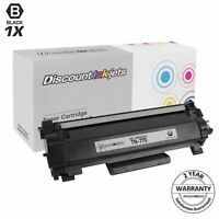 TN770 for Brother TN-770 Super High Yield BLACK Toner Cartridge HLL2370 MFCL2750