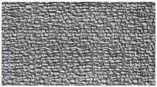 NOCH | 58255 | Mauer, extra lang, 65 x 12,5 cm   | Modelleisenbahn