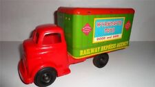WYANDOTTE TOYS RAILWAY EXPRESS AGENCY TRUCK. SUPER NICE TIN LITHO PLASTIC 1950's