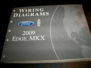 Service Repair Manuals For Ford Edge For Sale Ebay
