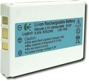 Genuine Logitech R-IG7 Li-ion Battery Harmony Remote ONE 720  880 895 900 NEW