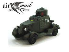 FAI Ford-A Izhorskiy Soviet Armoured Car 1941 Year 1/72 Scale Diecast Model Car