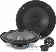 "Clarion 350W 6.5"" Srg Series 2-Way Component Car Stereo Speaker System 