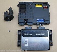 Motorsteuergerät Partner Berlingo WJY 1,9 HDI 51Kw 9839587680 + BSI Transponder