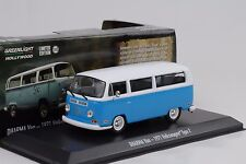 1971 Volkswagen VW Bus T2B Dharma Lost tv Movie series 1:43 Greenlight
