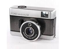 Rare Vintage Porst Electronic 511 Old DACORA Film Camera c1968 - Germany 🇩🇪