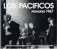 Los Pacificos   HAVANA 1967 Banda de Rock Cubana  Unica Grabacion NEW SEALED  CD