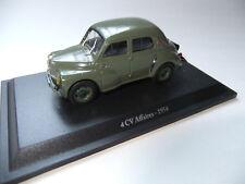 Renault 4CV 1954-1:43 Miniatur Modellauto RBA31