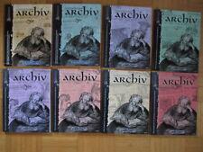 Aventurisches Archiv Band 1 bis 8 - DSA Das Schwarze Auge 1 2 3 4 5 6 7 8 Bote