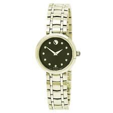 Movado 0606919 Women's Automatic Steel Bracelet Diamond Watch