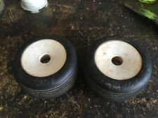 XTM 1/10 Front Wheels And Tires (Used)