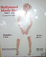 Damas Marilyn Munro Adulto Disfraz De Halloween Disfraz 50S