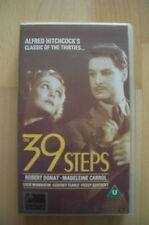 THE 39 STEPS (engl.) - VHS