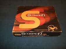 SCORPION --VINTAGE FAMILY STRATEGY GAME BY SPEARS 1983