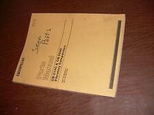 CAT CATERPILLAR CB 214 224 C COMPACTOR VIBRATORY TRACTOR PARTS BOOK S/N 9XK 3AL