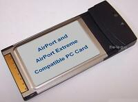 Airport Extreme WiFi 54g Wireless Card for Apple Mac PowerBook G3 G4