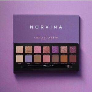 Anastasia Beverly Hills Norvina Eyeshadow Makeup Palette 14 Shades