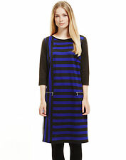 Tunic Casual Striped Petite Dresses for Women
