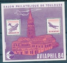 TIMBRE DE FRANCE - Bloc CNEP N° 05A** Salon Philatélique de Toulouse Aviaphil 84