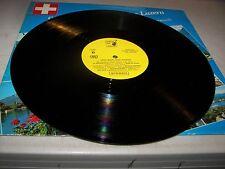 SWISS MUSIC JODEL ALPHORN MUSICVERLAG NOLDY BLATTLER LP EX SwissHit LP-546