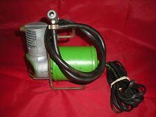 Vintage Webster Limited Green Grasshopper Air Compressor Porsche Tire Pump 12V