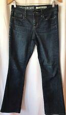 DKNY Jeans Ave B Slim Boot Blue Denim Jeans Size 04 F330