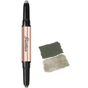 Guerlain Mad Eyes Duo Stick Eyeshadow 03 Ash Green / Pearly Green