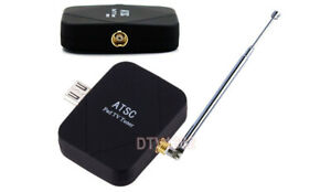 Mini Over-The-Air TV Tuner For Android-Based Tablet Smart Phone TV Box