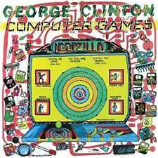 George Clinton - Computer Games Vinyl - BRAND NEW SEALED