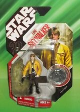 STAR WARS TAC 30TH ANNIVERSARY SERIES #12 YAVIN MEDAL CEREMONY LUKE FIGURE