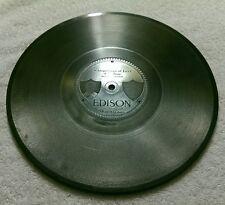 EDISON DIAMOND DISC  Whisperings of Love F. V. Blon